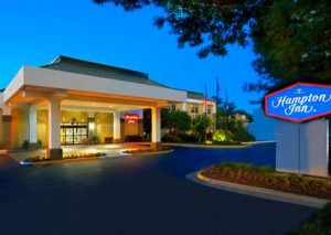 Welcome to Hampton Inn Alexandria